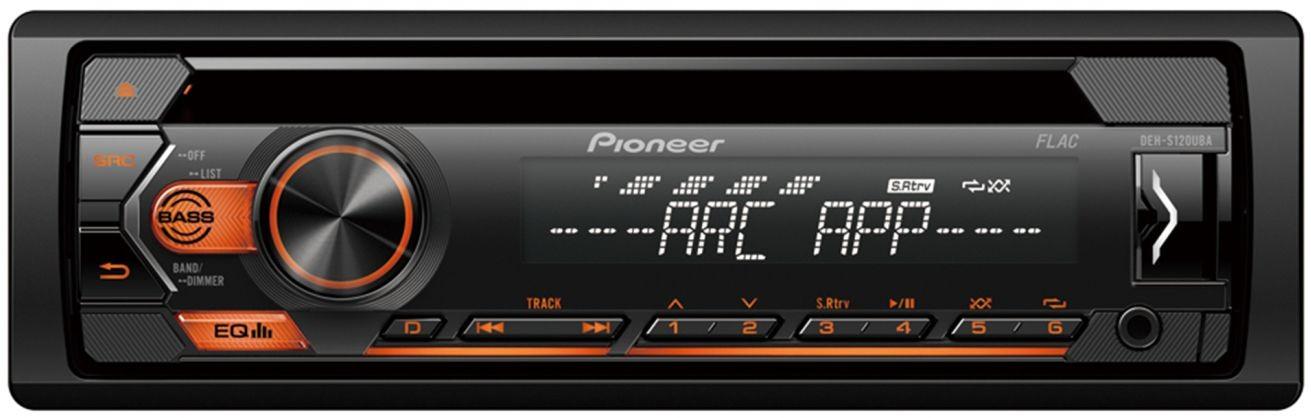 PIONEER CD DEH-S120UBA dostepny w 3 kolorach