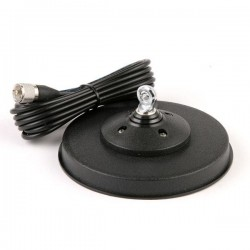 Podstawa magnetyczna DV z kablem